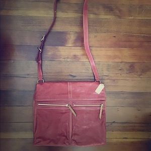 COACH Messenger/Laptop Shoulder Crossbody Bag